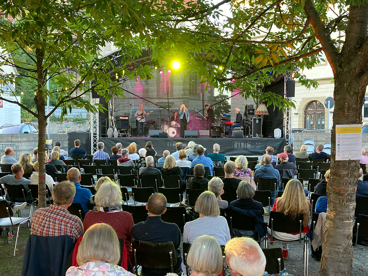Backnanger Kultursommer 2021